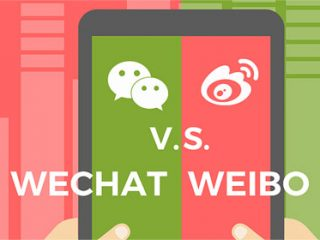 WeChat vs Weibo The Difference